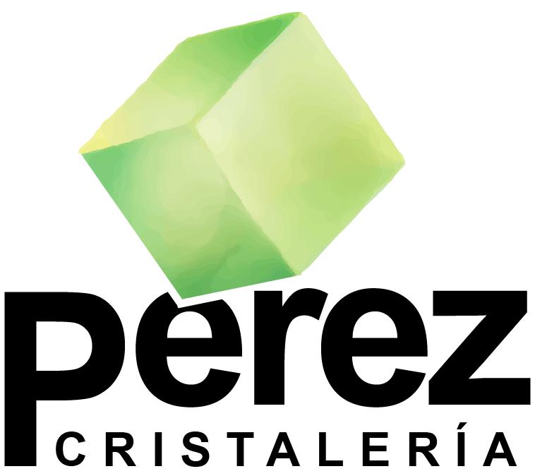 Logotipo cristaleria perez cristaleriaperezalbacete.es