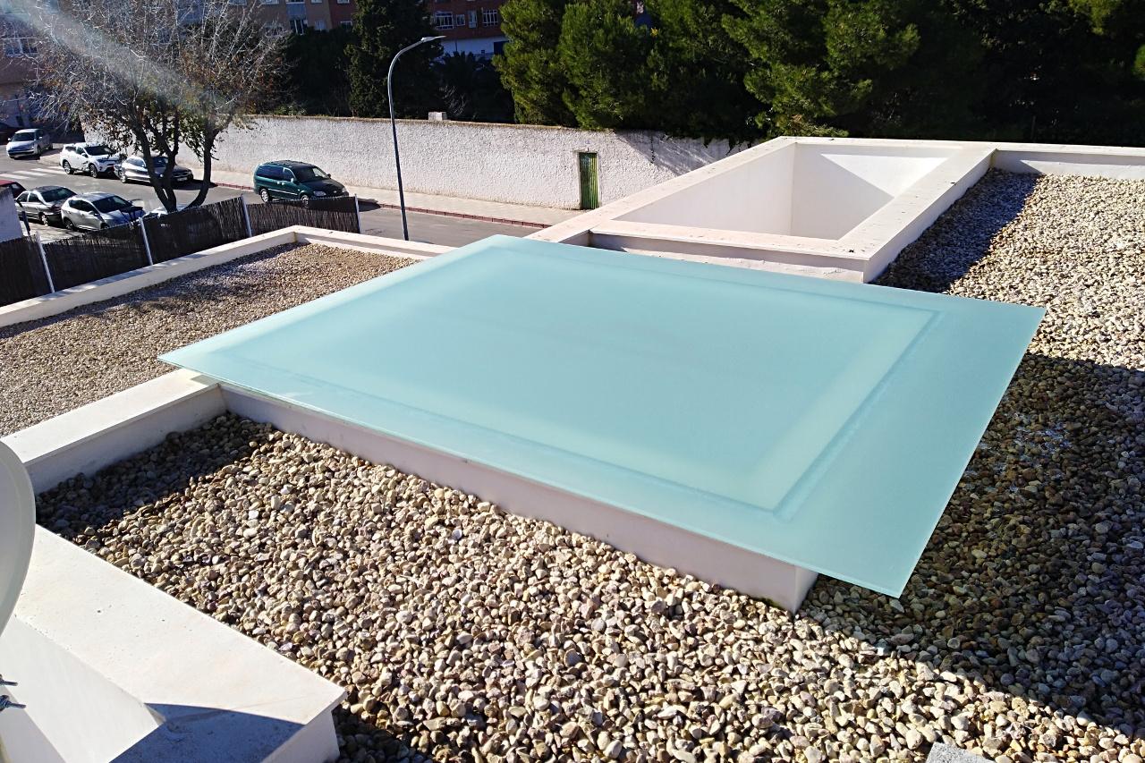 Proyectos en exteriores 03 Cristaleria Perez cristaleriaperezalbacete.es